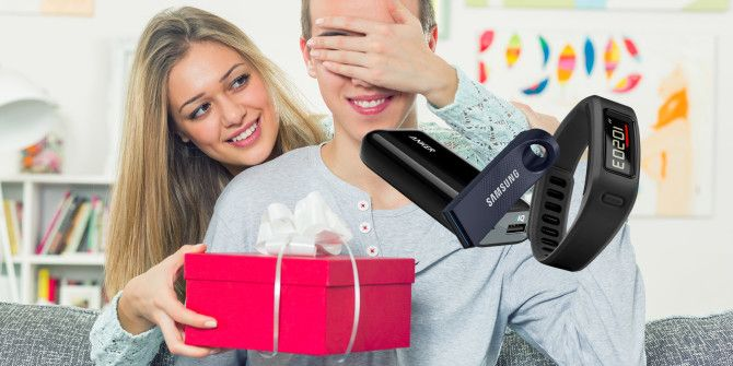15 Great Tech Gifts for Boyfriends
