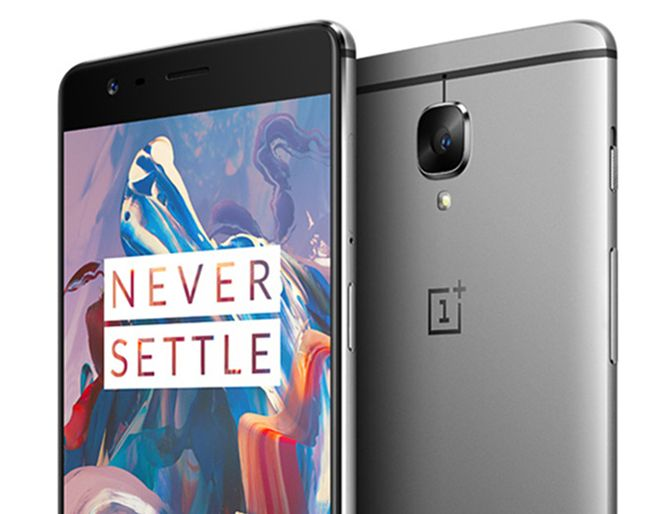 Best Phone 2016 -- OnePlus 3