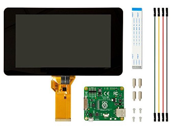 Best Raspberry Pi Gifts -- 7 Inch Touchscreen