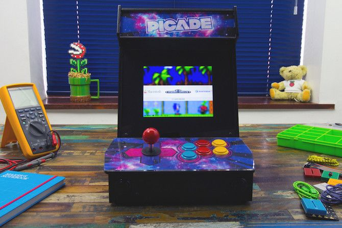 Best Raspberry Pi Gifts -- PiCade