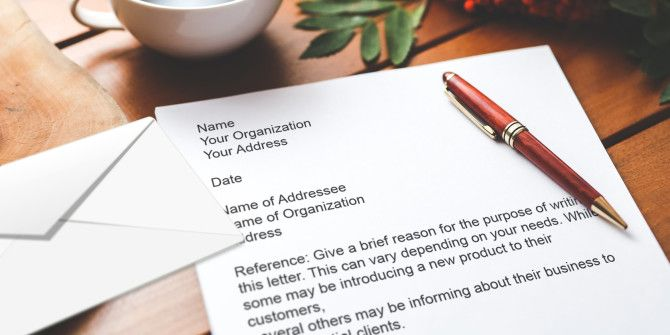15 business letter templates for microsoft word to save you time flashek Image collections