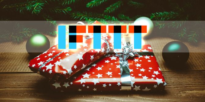 7 Awesome Christmas Presents for IFTTT Geeks