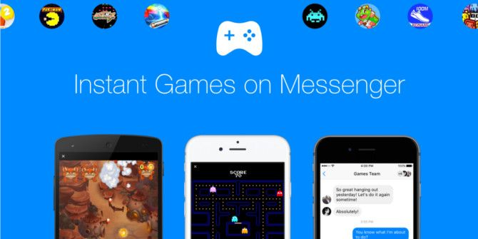 You Can Now Play Games on Facebook Messenger