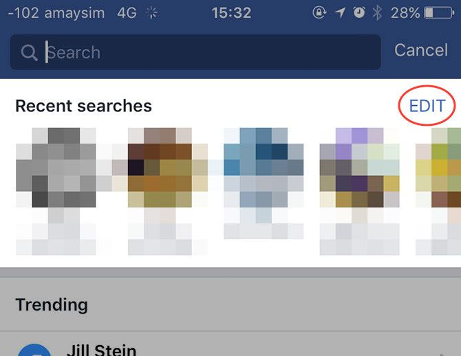 facebook-searches