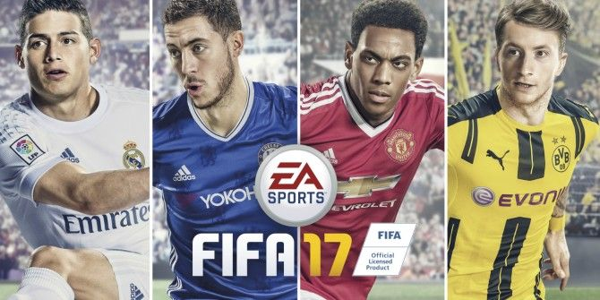 Play FIFA 17 Free This Thanksgiving Weekend