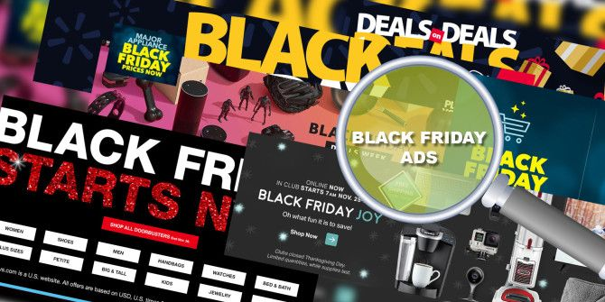 Find the Best Black Friday Ads with the Web's Greatest Tool!