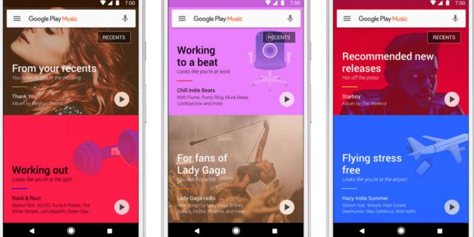 Google Play Music Now Offers New Release Radio