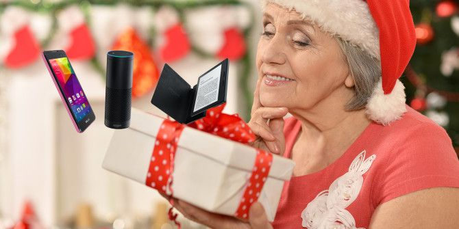 Technology for the Elderly: The Best Tech Gifts for Grandma