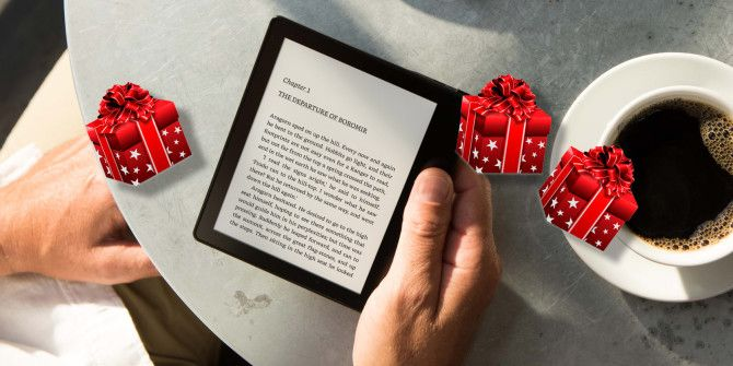 8 Great Gift Ideas for Kindle Owners
