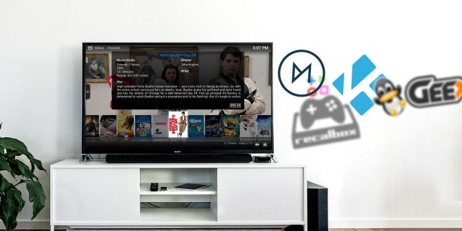 9 Awesome Linux Media Center Distros for Your HTPC