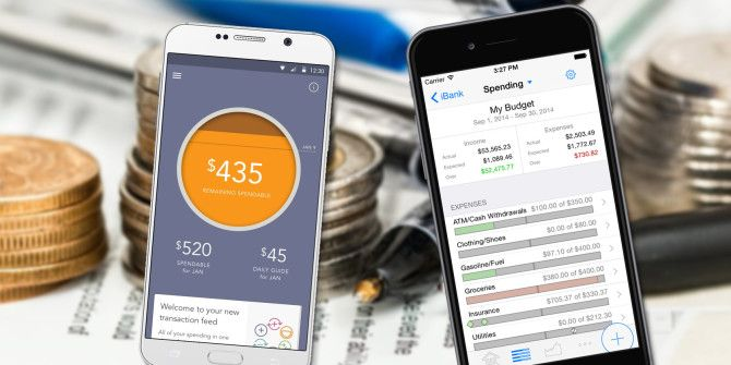 use a simple budget app to streamline your finances