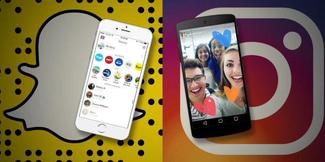 Snapchat Stories vs. Instagram Stories: What's the Difference?