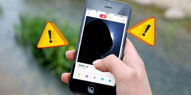 Using Tinder? Beware of These Scams