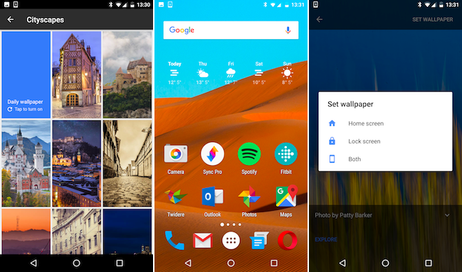 9 Great Apps That Will Change Your Android Smartphone S Wallpaper