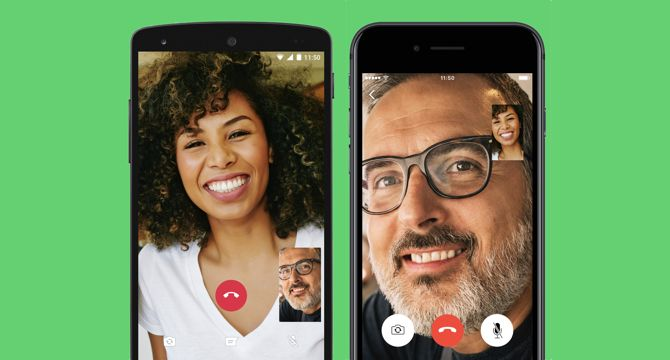 Whatsapp group video chat app