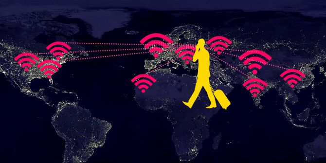 How Wi-Fi Can Track You Around the World