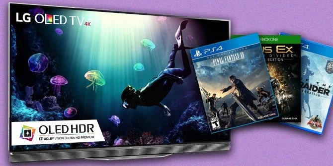 Boxing Day Deals Week Continues With Discounted TVs, Games, and More [CA]