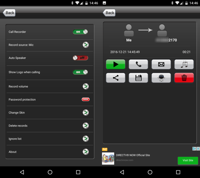 How to record a phone call on your android phone automatically.