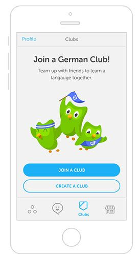 Learn a New Language With Duolingo Clubs