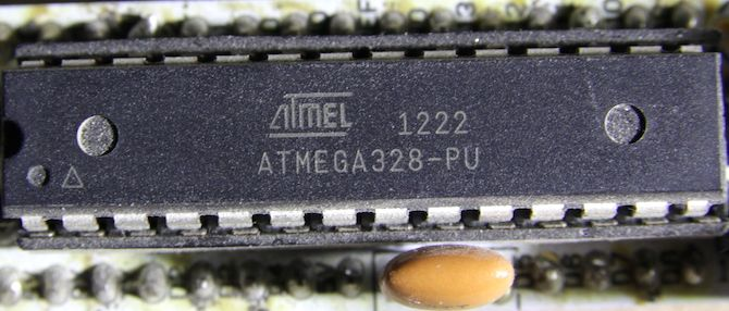 EEPROM Close Up
