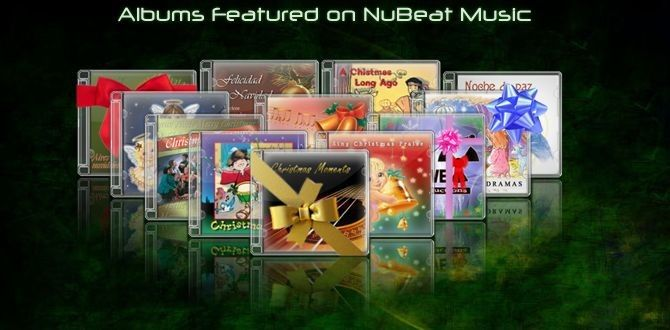 in addition to the nine musical albums nubeat music also features two storytelling albums christmas special and christmas drama - Download Christmas Songs