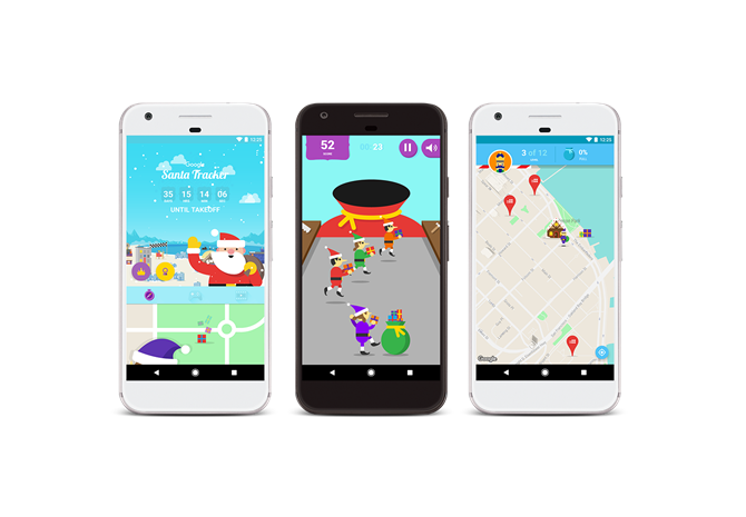 Santa Tracker for Android