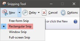 Microsoft Word - Windows Snipping Tool
