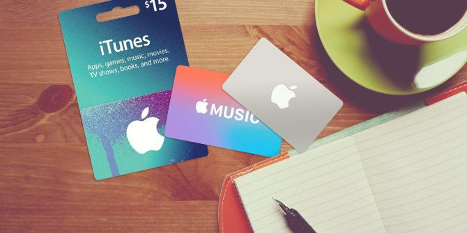 Got an Apple or iTunes Gift Card? Here's What You Can Buy