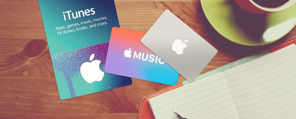 Got An Apple Or Itunes Gift Card Heres What You Can Buy