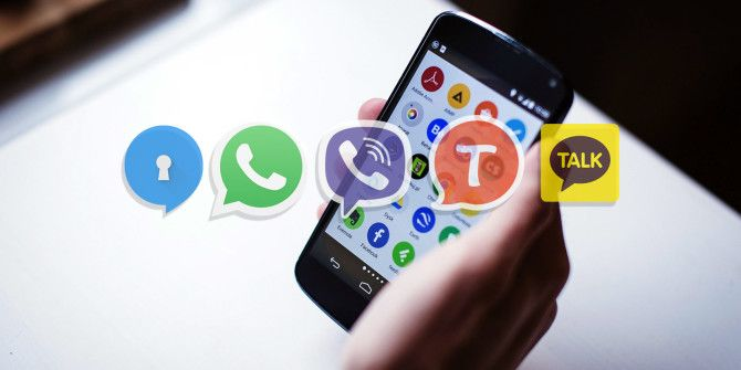 5 Best Free Messaging Apps for Android
