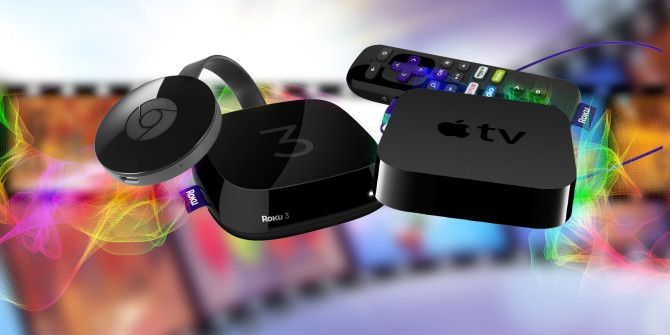 What's the Best Media Streaming Device?