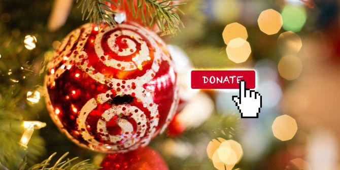 5 Online Christmas Charities You Can Donate To