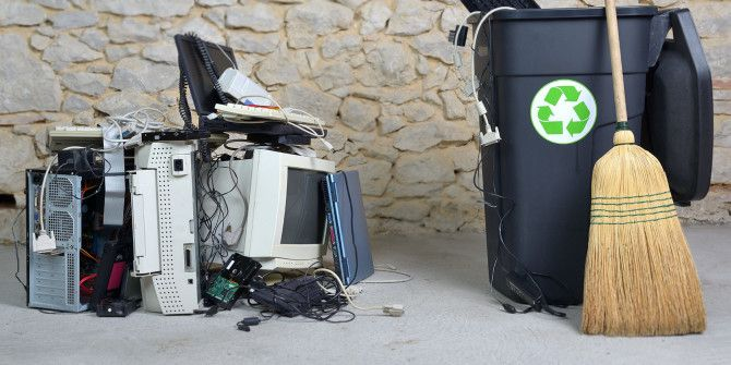The Truth About e-Waste Recycling and Its Effectiveness
