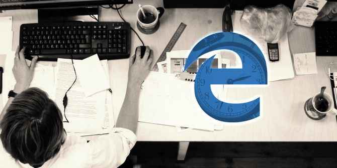 How to Stay Productive With Microsoft Edge