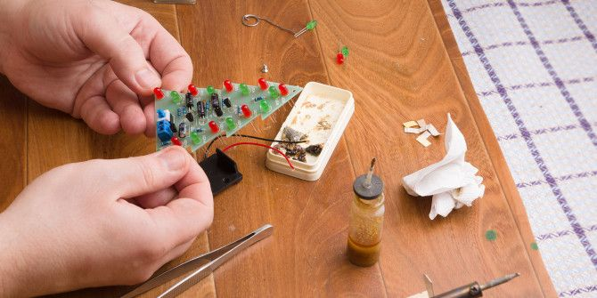 12 Electronics Kits to Spark DIY Creativity