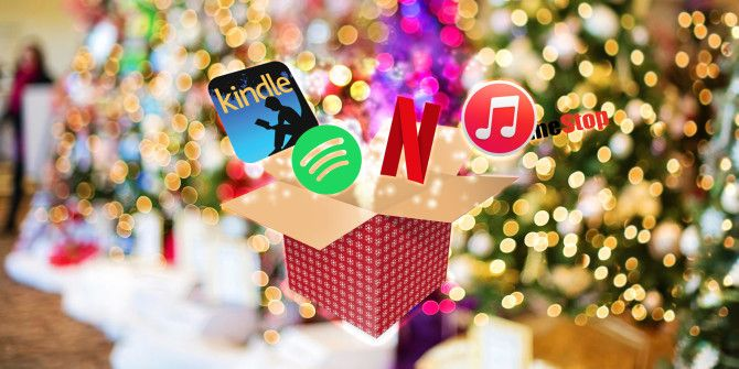 10 Ways to Give the Gift of Entertainment This Christmas