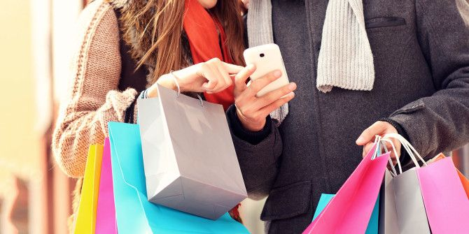 How to Use Holiday Shopping for Self-Improvement (No, Really)