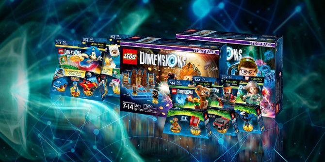 Bored With Lego Dimensions? Time to Look at Expansion Packs!