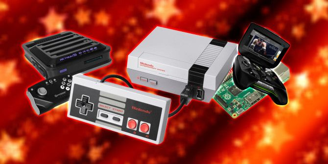 Beyond the NES Classic Edition: 5 Awesome Alternatives for Christmas