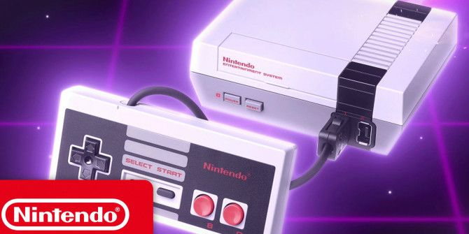 Nintendo Brings the NES Classic Edition Back