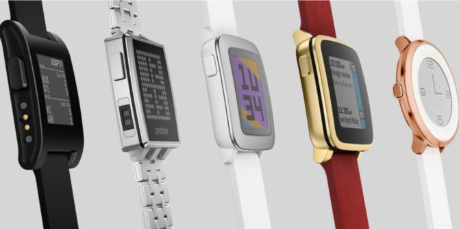 Fitbit Is Ending Support for Pebble Smartwatches