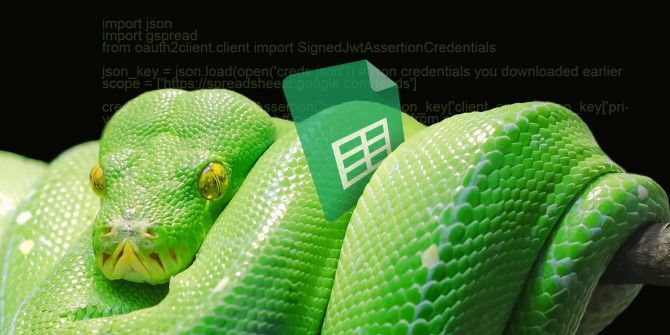 How to Read and Write to Google Sheets With Python