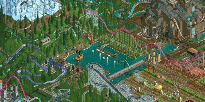 Play RollerCoaster Tycoon Classic on Android and iOS