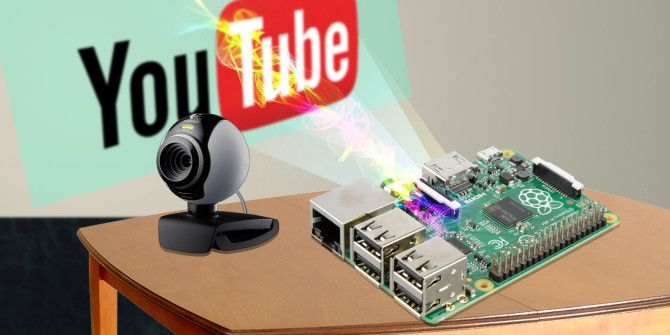 Live Stream to YouTube With a Raspberry Pi