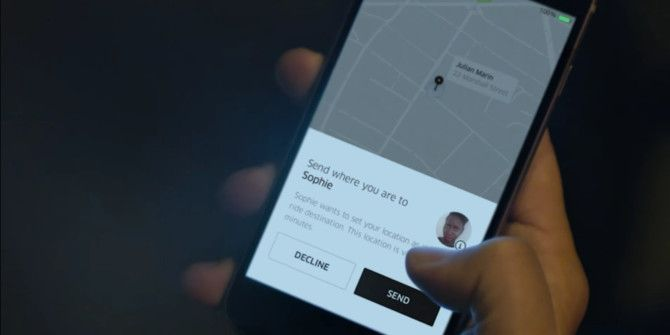 You Can Now Get an Uber Directly to Your Friends