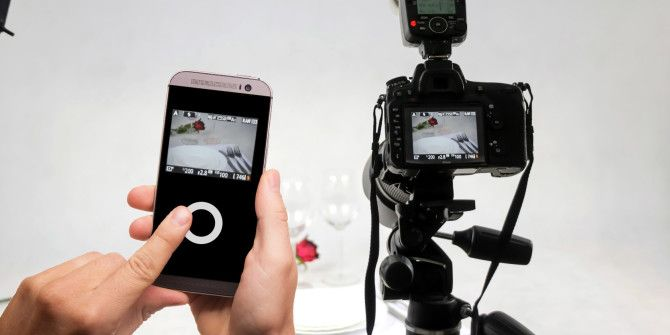 4 Ways to Wirelessly Control a DSLR Camera With a Phone or PC