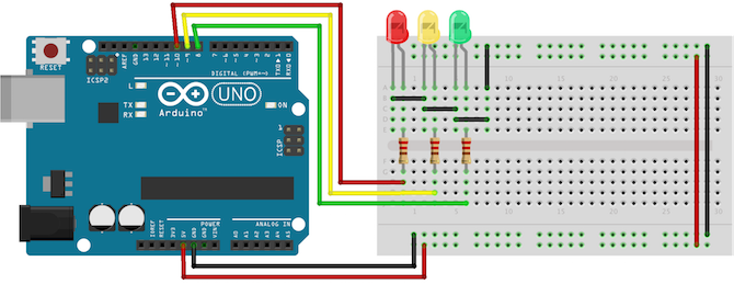 arduino programming for beginners the traffic light controller  arduino_traffic_light