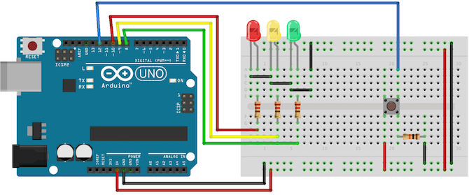 arduino_traffic_light_with_button
