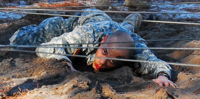 What the Military Can Teach Us About Productivity Assault Course 670x332