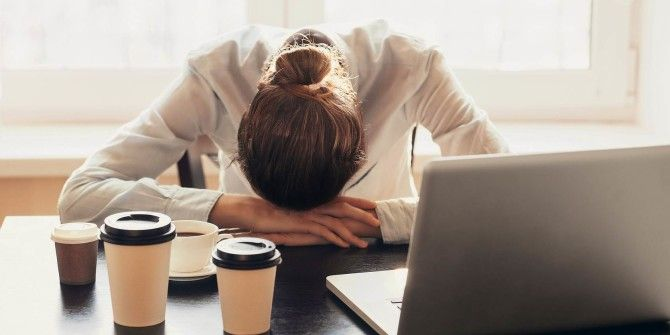 How Changing 4 Key Habits Can Help You Fight Job Fatigue